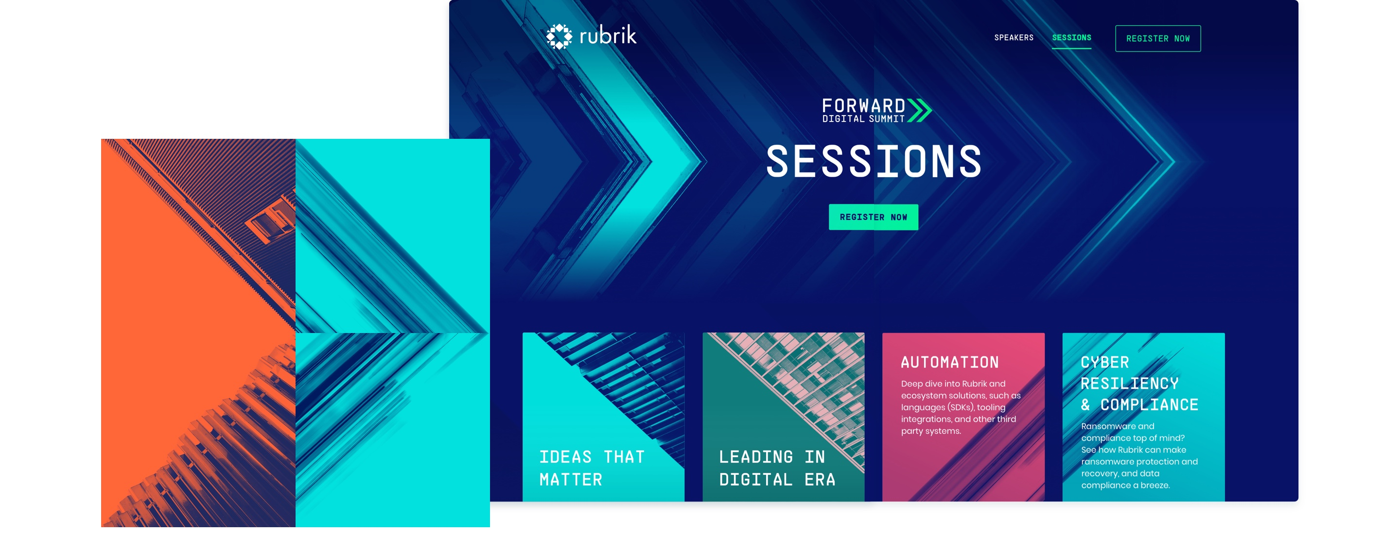 transformation of rubrik forward to rubrik forward digital summit
