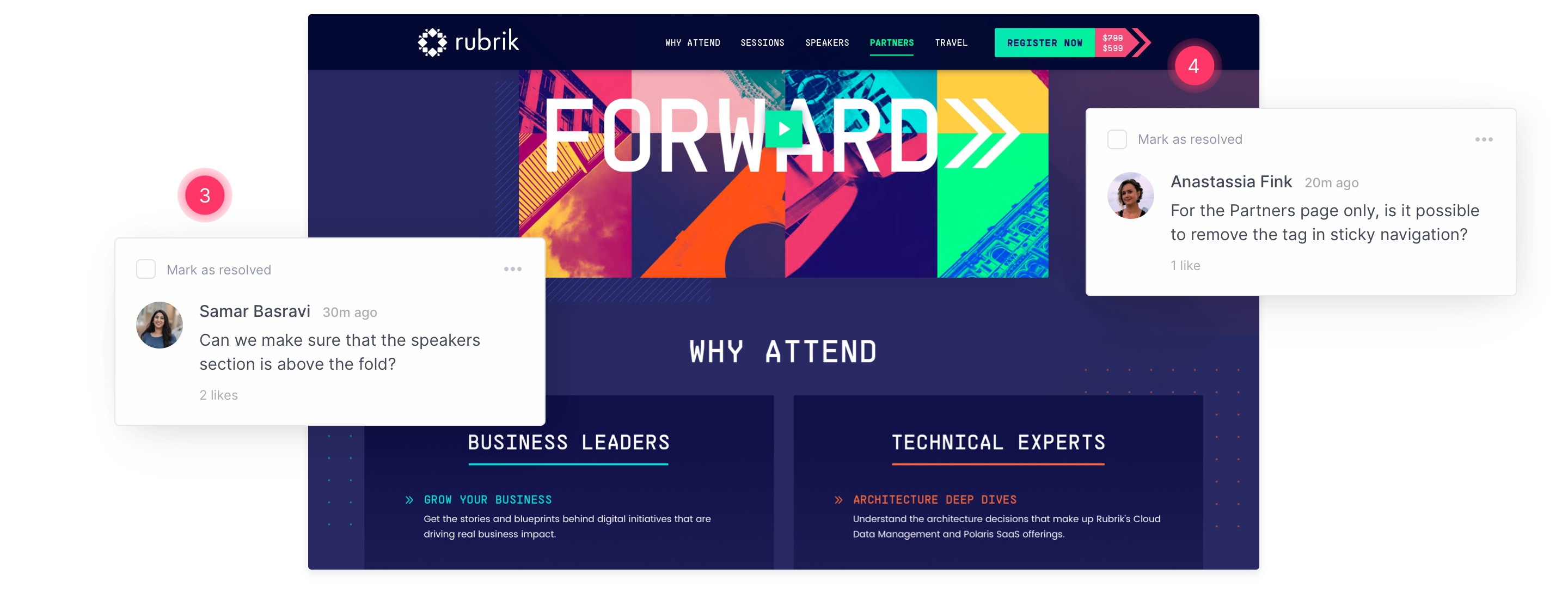rubrik forward digital summit ongoing collaborative approach