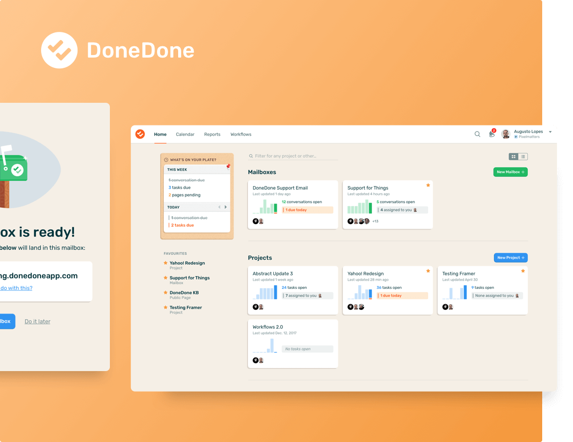 DoneDone Case Study